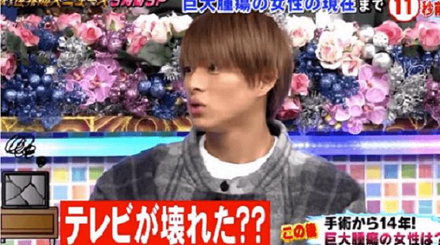 平野テレビ画像